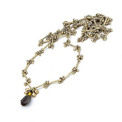 Necklace Dipta - gold (sold out)