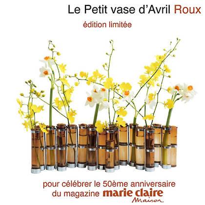 April Vase - Ginger Limited Edition