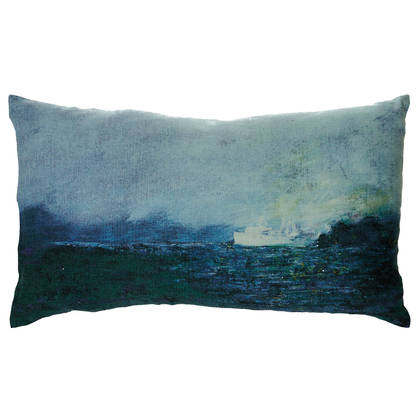 Maison Levy Paquebot Cushion 50 x 30cm (available to order)