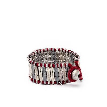 Bracelet Premda - silver terracotta (sold out)