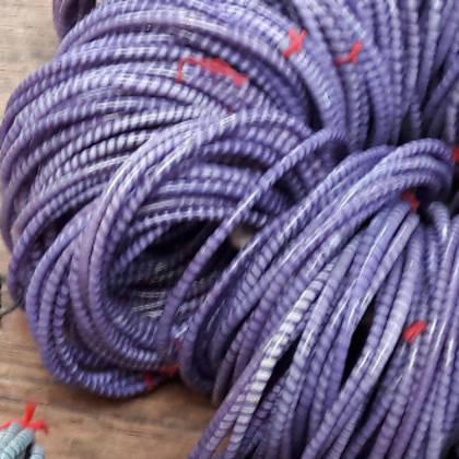 Jokko Bracelets from Mali Africa - set of 6 Purple (sold out)