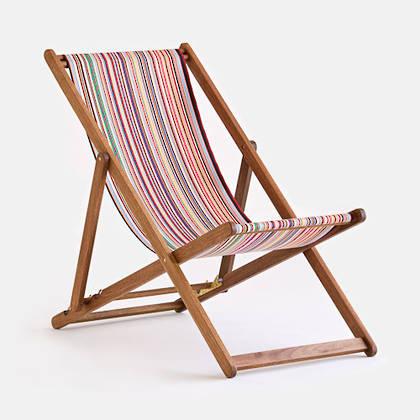 Deckchair Tom Multi Acrylic (1 available)
