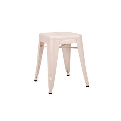 Tolix 45cm Stool - 3 colours in stock