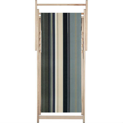 Deckchair Rue du Baci Grey Acrylic (out of stock)