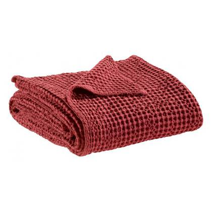 Portuguese Cotton Throw - Red (sold out)