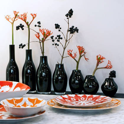 tse & tse Vase of 7 Nights - set of 7 Vases (out of stock)