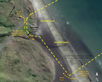 Hawaiki Landing - Mangawhai Heads public access-599