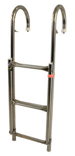 Removable Bow/Platform Ladder  140BPR5