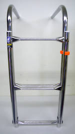 Platform Ladders - Adjustable BP640+2