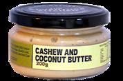 Cashew & Coconut Butter