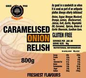 Caramelised Onion Relish