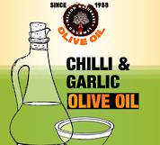 Chilli & Garlic Infused Olive Oil (1 litre)