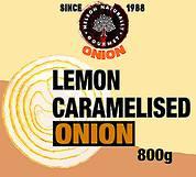 Lemon Caramelised Onion (800g)