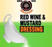 Red Wine & Mustard Dressing