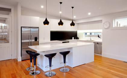 in westmere kitchen kitchens residential interiors neo design