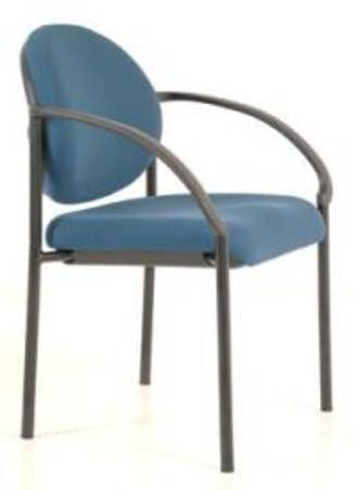 Buro Essence 4 Leg with Arms Visitor Chair