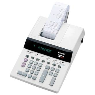 Canon P29D IV Heavy Duty Printing Calculator * DISCONTINUED *