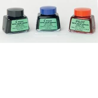 Pilot Refill Ink 30Ml Super Colour Black SCA-RF