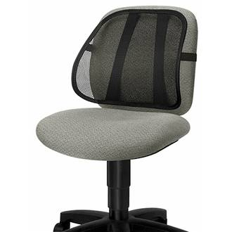 Fellowes Back Support Mesh