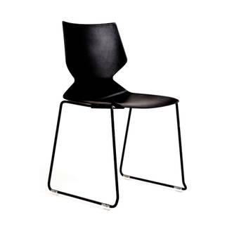Konfurb Fly Sled Base Chair