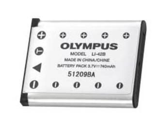 Olympus LI-42B Lithium battery (DS-3500/7000)