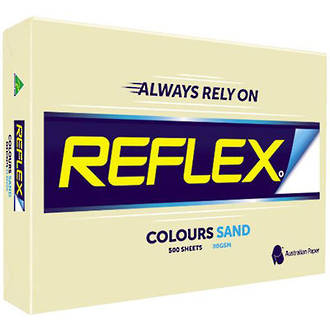 Reflex Copy A4 80gsm Tint Sand