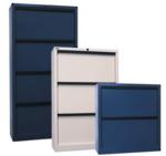 Europlan EuroTilt 2 Drawer Cabinet