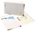 File Rite 2002 Standard Pocket File - 15mm Cap.