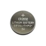 Fujitsu Batteries CR2032 Coin Lithium