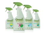 Green Kleen Crystal Clear Glass Cleaner 500ml Trigger Bottle