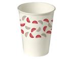 Huhtamaki DPE8067 Fiesta Cold Paper Cup 270ml Sleeve 50