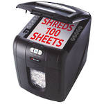 REXEL® Shredder Stack & Shred Auto+100X
