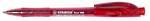 Stabilo Pen 308M Retractable Red