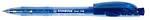 Stabilo Pen 308M Retractable Blue