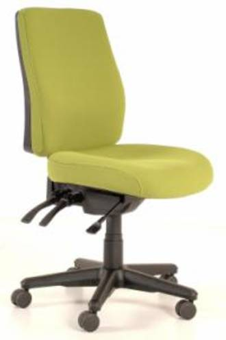 Buro roma chair 3 lever high back seating task for Buro fourniture