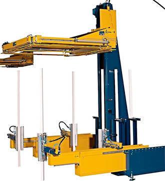 automatic pallet banding machine