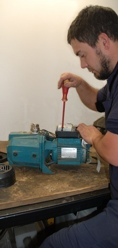 Pump repairs our expertise
