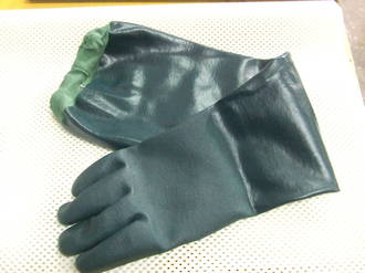 SLURRY/PACKING GLOVE - LONG