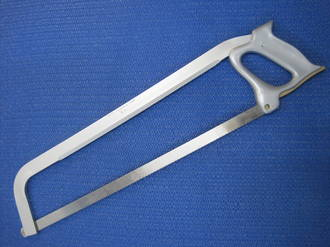 20 INCH MEAT SAW & BLADE