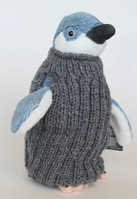 Flip Rescue Fund Penguin Mascot