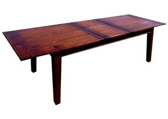 Provincial Leaf Dining Table Southern Creations