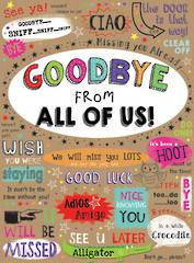 A11191 - Goodbye