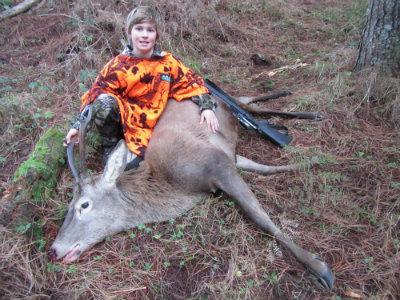 004 Izaak Mirfin First Deer 2014 400
