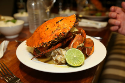 Crab Dinner Oct 2013 400