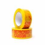 """FPA10  Printed """"Repack Carton""""  Acrylic Packaging Tape"""