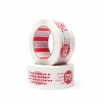 "FPA10  Printed ""Stop Security""  Acrylic Packaging Tape"