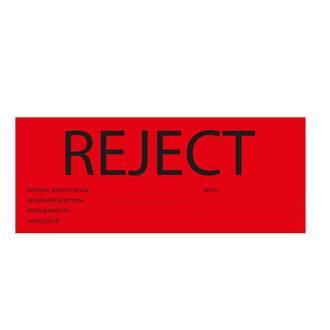 5052 Reject Rippa Quality Control Labels Rippa Labels
