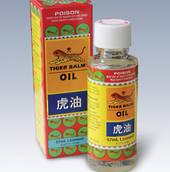 Tiger Balm Oil