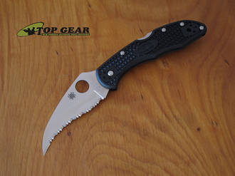 Spyderco Lil Matriach Knife Spyder Edge C162sbk