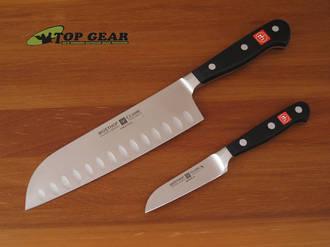 Wusthof Classic Santoku Knife Set 9280
